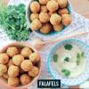falafels aux éminards