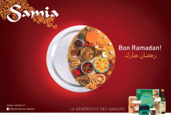 Créa Samia ramadan 2018